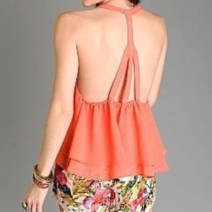 Show me your Mumu Squirrel Strappy Back Top